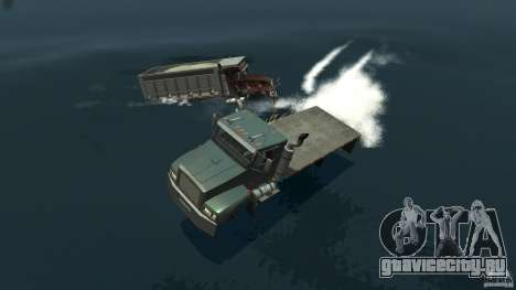 Biff boat для GTA 4