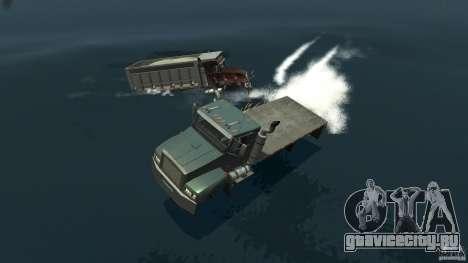 Biff boat для GTA 4