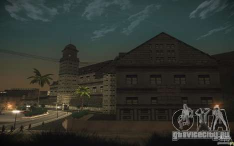 Особняк Mafia для GTA San Andreas третий скриншот