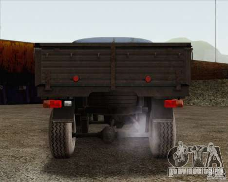 УАЗ 330364 для GTA San Andreas вид справа