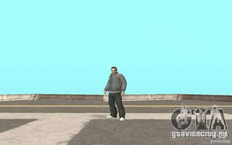 Анимации из GTA IV для GTA San Andreas