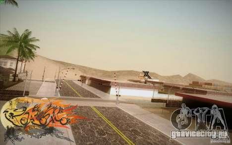 New Roads Las Venturas v1.0 для GTA San Andreas пятый скриншот