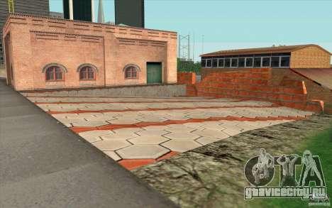 Пожарная часть для GTA San Andreas третий скриншот