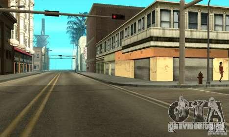 New Island для GTA San Andreas пятый скриншот