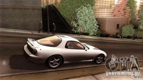 Mazda RX-7 FD 1991 для GTA San Andreas вид справа