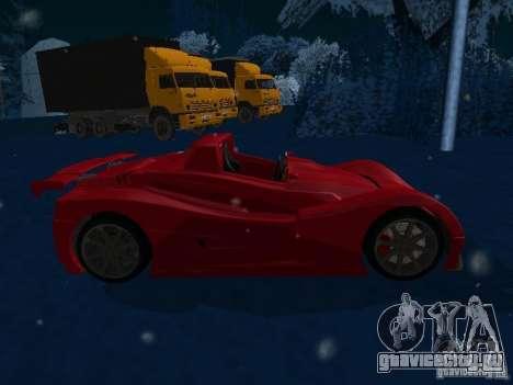 Lada Revolution для GTA San Andreas вид слева