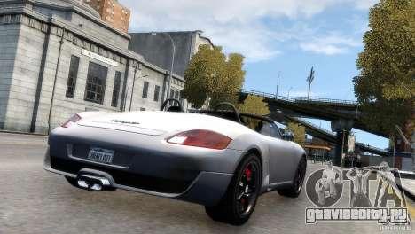 RUF RK Spyder 2006 [EPM] для GTA 4 вид слева
