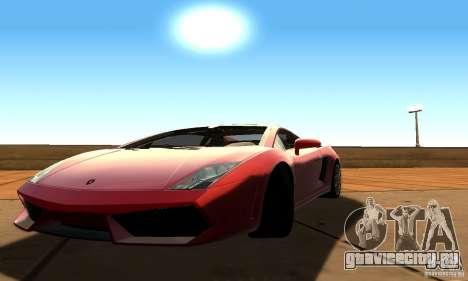 SA DRR Singe v1.0 для GTA San Andreas четвёртый скриншот