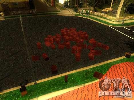 Бомбы для GTA San Andreas пятый скриншот