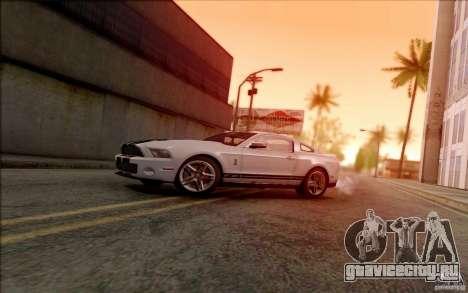 SA_DirectX 1.3 BETA для GTA San Andreas третий скриншот