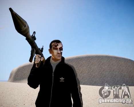 Niko - Terminator для GTA 4 четвёртый скриншот