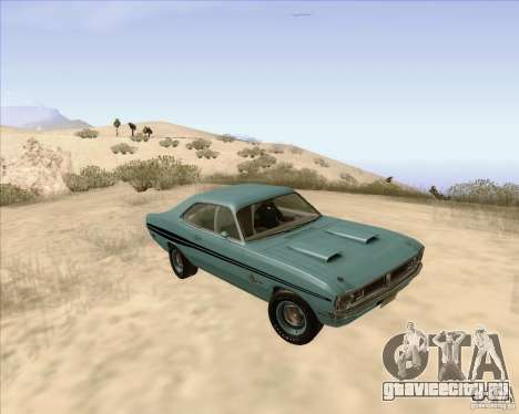 Dodge Demon 1971 для GTA San Andreas