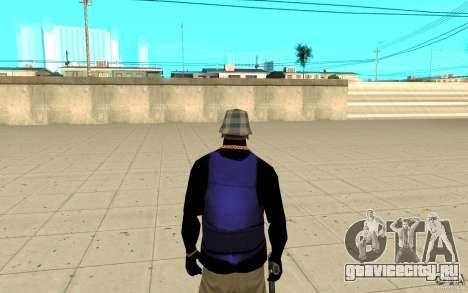Броник скин 1 для GTA San Andreas третий скриншот