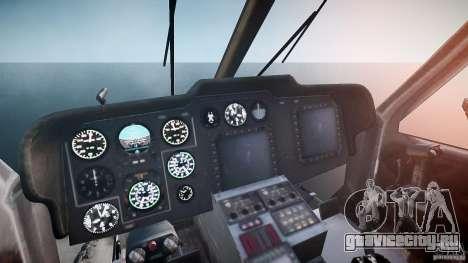 KA-60 Kasatka v1.0 для GTA 4 вид сзади