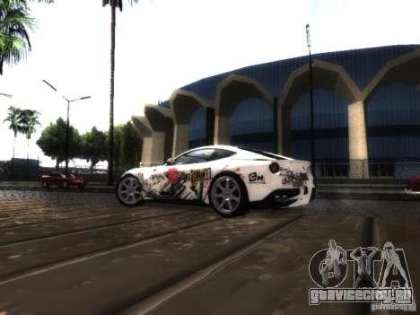 ENB Series Project BRP для GTA San Andreas второй скриншот
