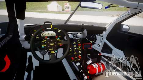 Porsche GT3 RSR 2008 SpeedHunters для GTA 4 вид снизу