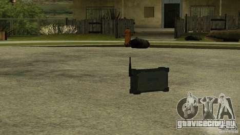 Flash из CoD MW2 для GTA San Andreas третий скриншот