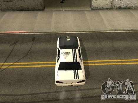 Винил для Elegy для GTA San Andreas четвёртый скриншот