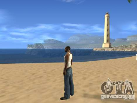 Отключение эффектов жары для GTA San Andreas второй скриншот