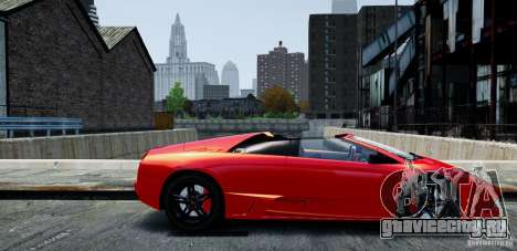 ENB Rage of Reality v 4.0 для GTA 4 восьмой скриншот