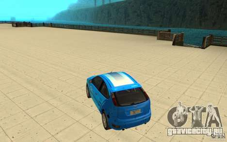 Ford Focus-Grip для GTA San Andreas вид сбоку
