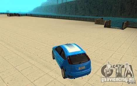 Ford Focus-Grip для GTA San Andreas вид сбоку