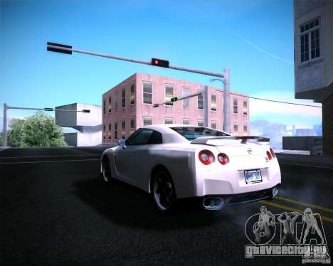 ENBseries by slavheg v2 для GTA San Andreas второй скриншот