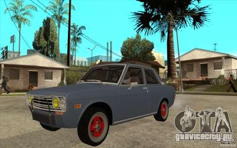 Datsun 510 JDM Style для GTA San Andreas
