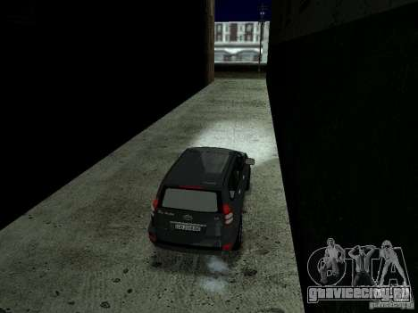 LibertySun Graphics For LowPC для GTA San Andreas девятый скриншот