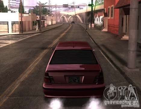 ENBSeries для Ultra Pack Vegetetions для GTA San Andreas десятый скриншот