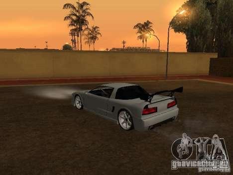 Новый Infernus HD для GTA San Andreas вид слева
