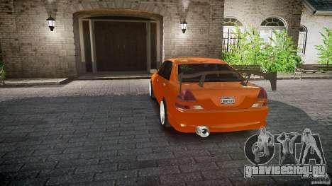 Toyota JZX110 для GTA 4 колёса