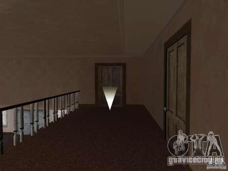 Конспиративная квартира для GTA San Andreas четвёртый скриншот