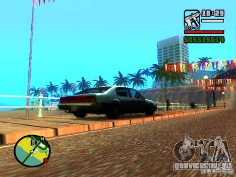 ENBSeries v2 для GTA San Andreas седьмой скриншот