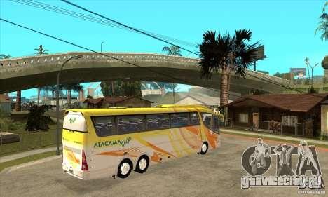 Irizar PB Scania K420 6x2 для GTA San Andreas вид справа