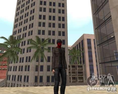 Spider Man для GTA San Andreas четвёртый скриншот