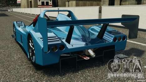 Radical SR3 для GTA 4 вид сзади слева
