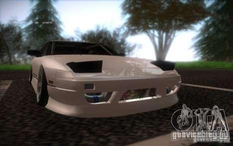 Nissan 240SX DriftMonkey для GTA San Andreas