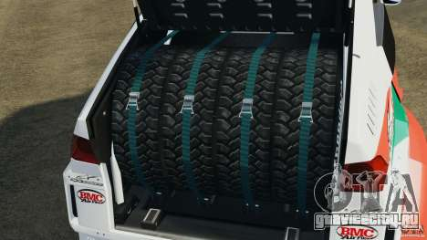 Mitsubishi Montero EVO MPR11 2005 v1.0 [EPM] для GTA 4 вид сверху