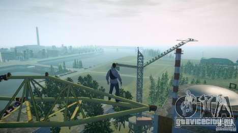 Криминальная Россия RAGE v1.3.1 для GTA 4 пятый скриншот