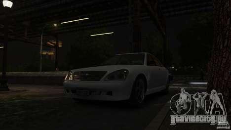 Schafter LT для GTA 4