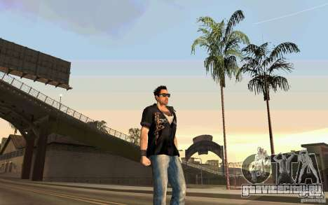 Biker для GTA San Andreas третий скриншот
