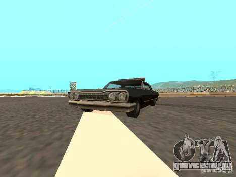 Police Savanna для GTA San Andreas