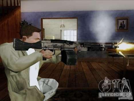 M240B для GTA San Andreas третий скриншот