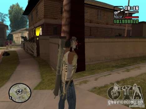 Новый прицел для GTA San Andreas второй скриншот
