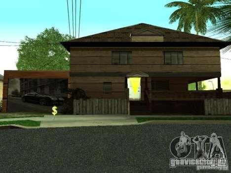 Новый дом CJ для GTA San Andreas