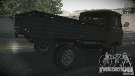 УАЗ 3303 Головастик для GTA San Andreas вид справа