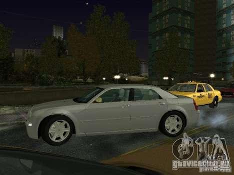 Chrysler 300C HEMI 5.7 2009 для GTA San Andreas вид слева