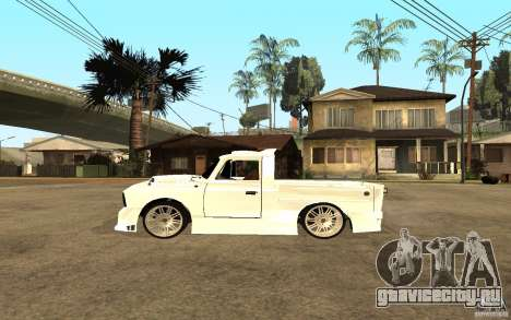ИЖ 27151 для GTA San Andreas вид слева