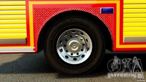 Mercedes-Benz Atego FPTGP Sapeurs Pompiers ELS для GTA 4 вид изнутри